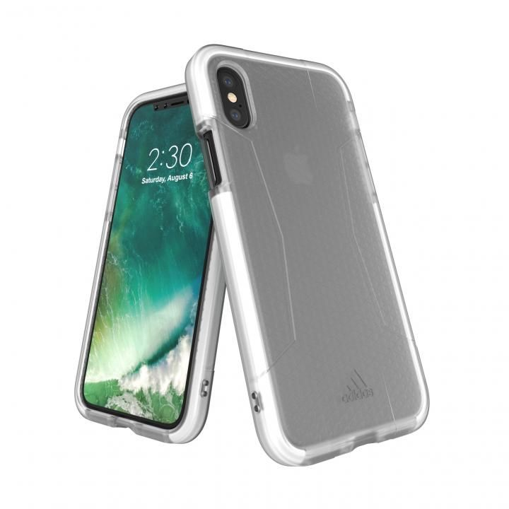 iPhone XS/X ケース adidas Performance Agravic Case White iPhone XS/X_0
