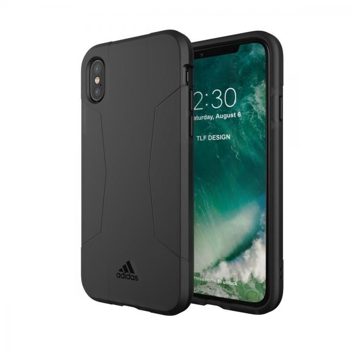 iPhone XS/X ケース adidas Performance Agravic Case Black iPhone XS/X_0