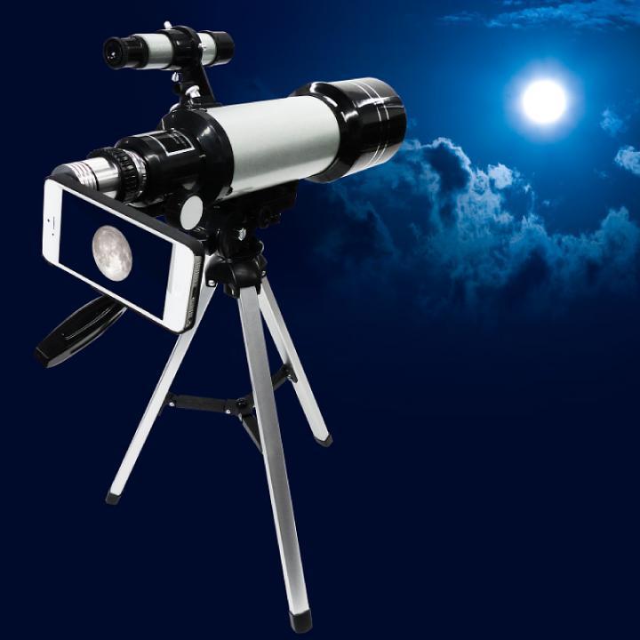 最大50倍天体望遠鏡セット iPhone 5s/5装着ケース付き