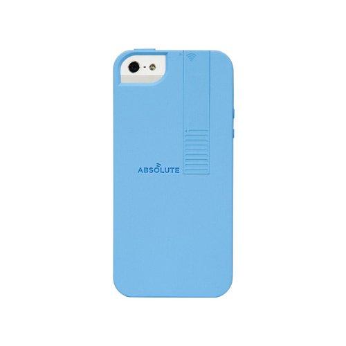 iPhone SE/5s/5 ケース Wi-Fi シグナルブースター  iPhone SE/5s/5 青_0