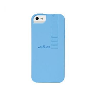 iPhone SE/5s/5 ケース Wi-Fi シグナルブースター  iPhone SE/5s/5 青