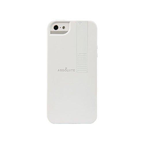 iPhone SE/5s/5 ケース Wi-Fi シグナルブースター  iPhone SE/5s/5 白_0
