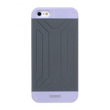 iPhone5 ハードケース SLIM TOUGH パープル