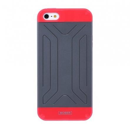 iPhone5 ハードケース SLIM TOUGH レッド