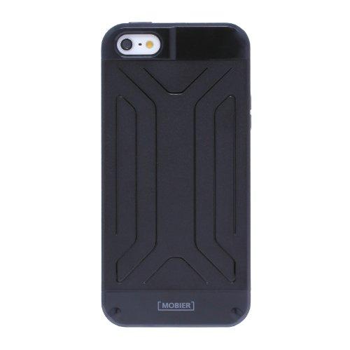 【iPhone SE/5s/5ケース】iPhone5 ハードケース SLIM TOUGH ブラック_0