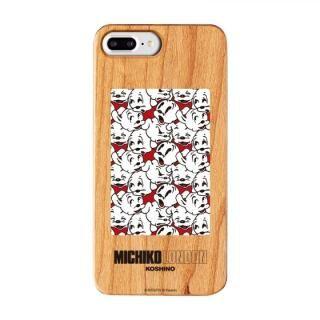 iPhone8 Plus/7 Plus ケース MICHIKOLONDON×BETTYBOOP ウッドケース CUTIE PUDGY iPhone 8 Plus/7 Plus/6s Plus/6 Plus