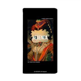 iPhone8/7/6s/6 ケース LEGENDA×BETTYBOOP 手帳型ケース LADY BETTY OF BOOP マルチ対応