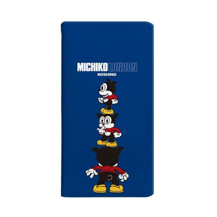iPhone8/7/6s/6 ケース MICHIKOLONDON×BETTYBOOP 手帳型ケース CUTIE BIMBO マルチ対応_0