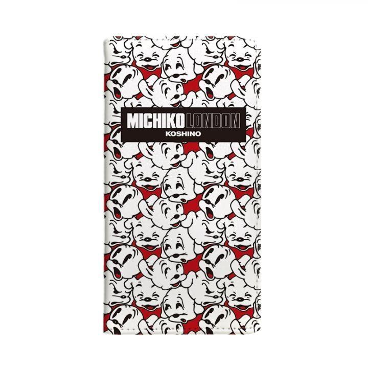 iPhone8/7/6s/6 ケース MICHIKOLONDON×BETTYBOOP 手帳型ケース CUTIE PUDGY マルチ対応_0