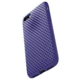 エラストマー AndMesh MESH CASE Neo Blue iPhone 8/7