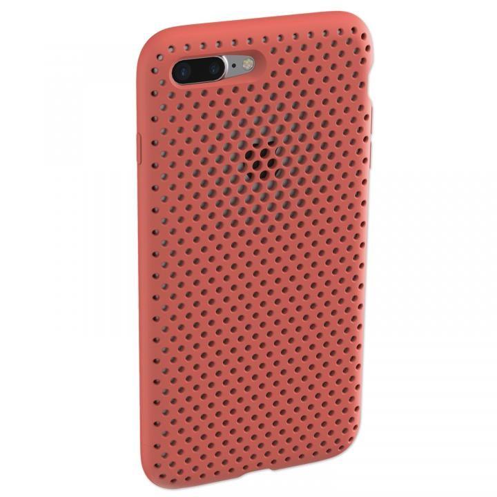iPhone8 Plus/7 Plus ケース エラストマー AndMesh MESH CASE Terracotta iPhone 8 Plus/7 Plus_0