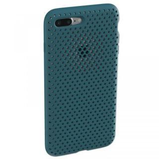 【iPhone8 Plus/7 Plusケース】エラストマー AndMesh MESH CASE Lake Green iPhone 8 Plus/7 Plus