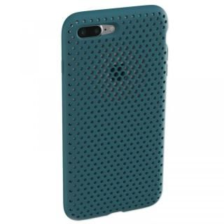 エラストマー AndMesh MESH CASE Lake Green iPhone 8 Plus/7 Plus