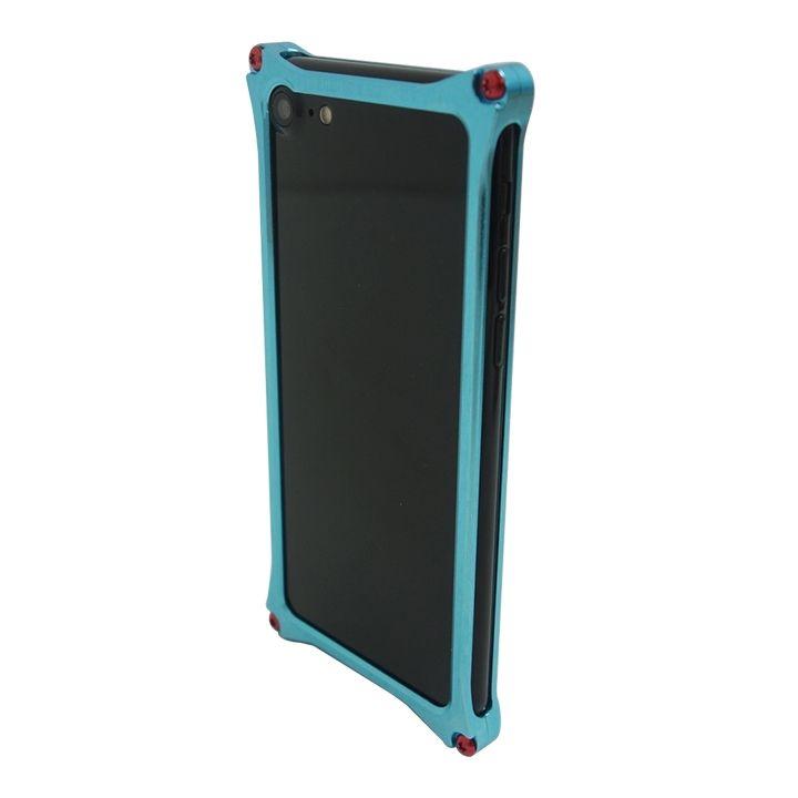 【iPhone7ケース】[AppBank Store オリジナル]ソリッドバンパー スカイブルー iPhone 7_0