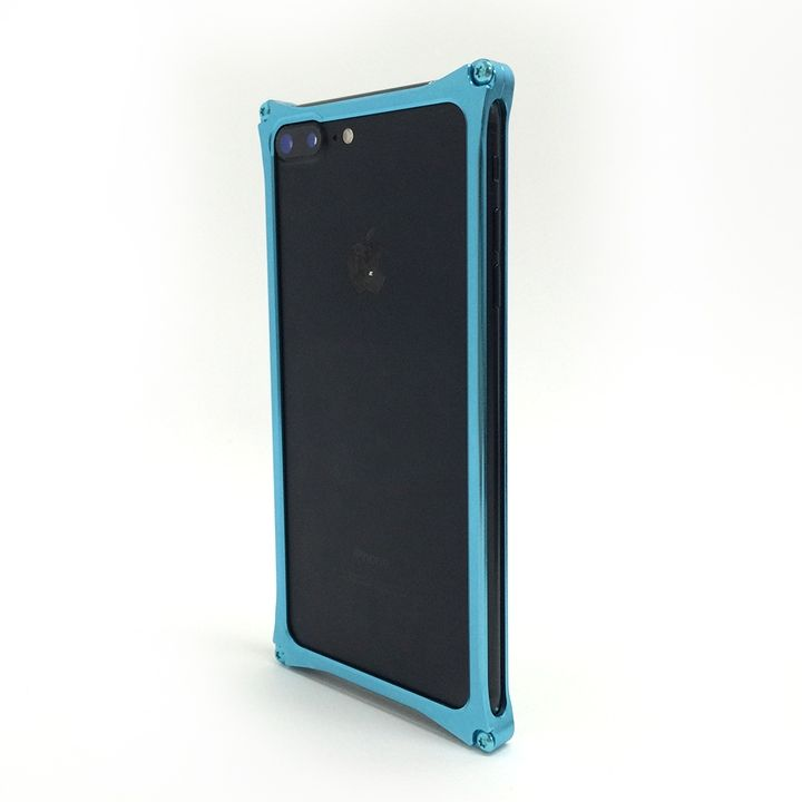 iPhone7 Plus ケース [AppBank Store オリジナル]ソリッドバンパー スカイブルー iPhone 7 Plus_0
