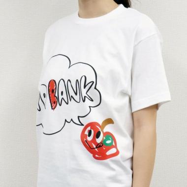 AppBankTシャツ ホワイトVo.1 サイズM_2