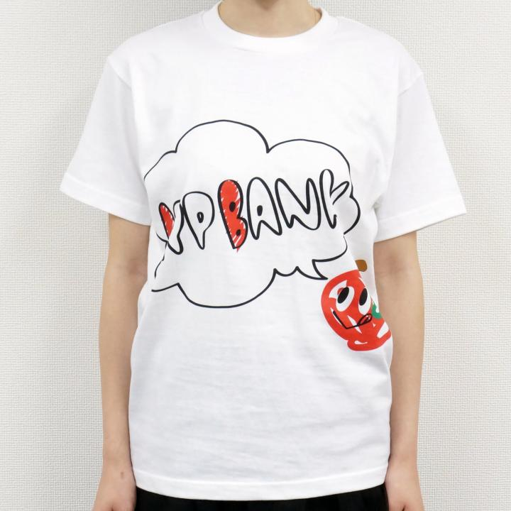 AppBankTシャツ ホワイトVo.1 サイズS_0