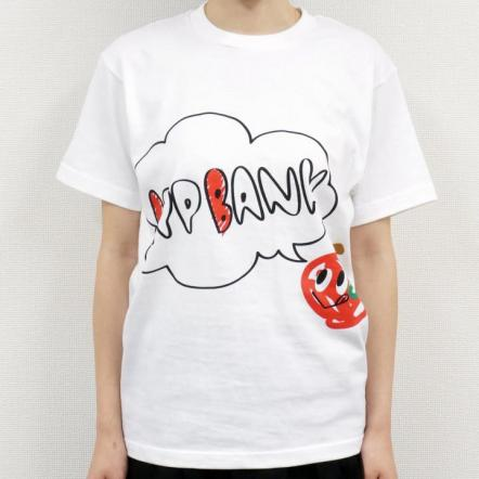 AppBankTシャツ ホワイトVo.1 サイズS