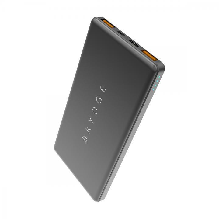 BRYDGE Quick Charge 3.0対応 ポータブル バッテリー 5,000mAh
