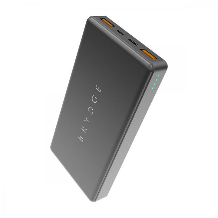 BRYDGE Quick Charge 3.0対応 ポータブル バッテリー 15,000mAh_0