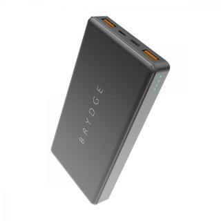 BRYDGE Quick Charge 3.0対応 ポータブル バッテリー 15,000mAh
