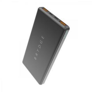 BRYDGE Quick Charge 3.0対応 ポータブル バッテリー 10,000mAh