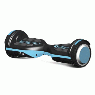 Kintone セルフバランススクーター ブルー