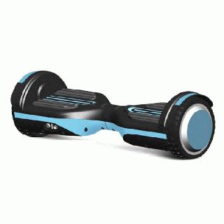 [5月特価]KINTONE セルフバランススクーター ブルー【6月中旬】