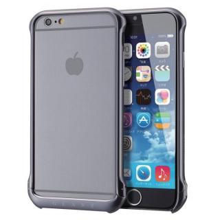 ボルトレスデザイン アルミバンパー ブラック iPhone 6