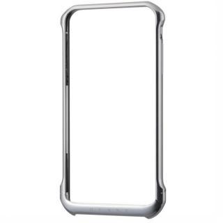 ボルトレスデザイン アルミバンパー シルバー iPhone 6 Plus