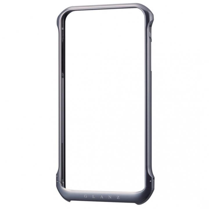 ボルトレスデザイン アルミバンパー ブラック iPhone 6 Plus