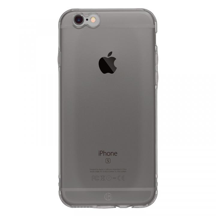 iPhone6s/6 ケース HighendBerry EXTRA ソフトTPUケース グレイ iPhone 6s/6_0