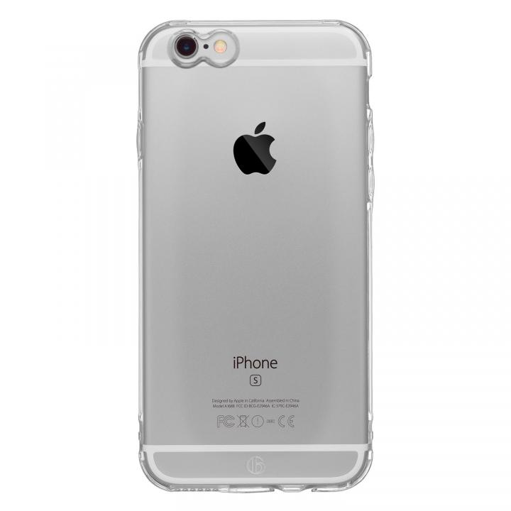 iPhone6s/6 ケース HighendBerry EXTRA ソフトTPUケース クリア iPhone 6s/6_0