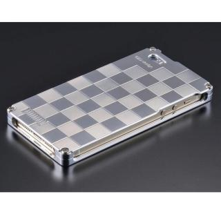 ソリッドケース 市松 for iPhoneSE/5s/5 ポリッシュ