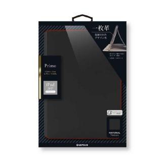 一枚革PUレザーケース 「Primo」 ブラック iPad 2017/2018 9.7インチ