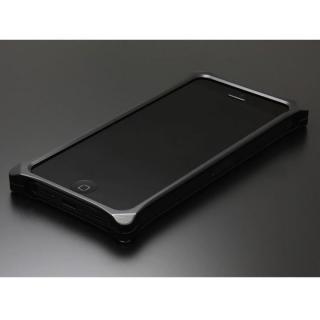 iPhone SE/5s/5 ケース ソリッドバンパー for iPhoneSE/5s/5 ブラック