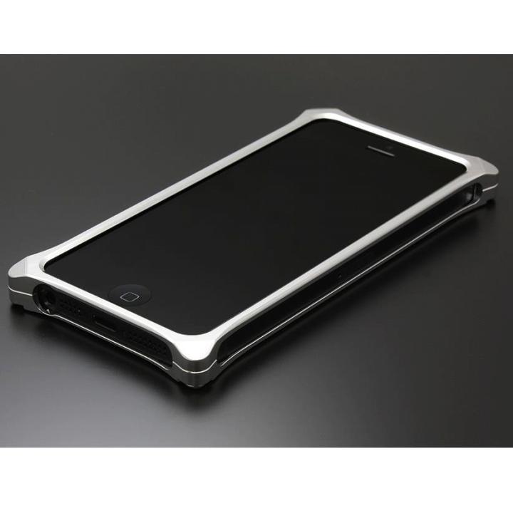 iPhone SE/5s/5 ケース ソリッドバンパー for iPhoneSE/5s/5 ポリッシュ_0