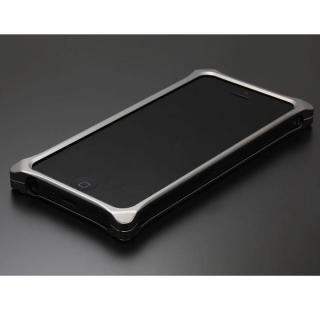 ソリッドバンパー for iPhoneSE/5s/5 グレー