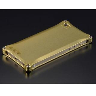 【iPhone5s ケース】ソリッドケース for iPhoneSE/5s/5 シャンパンゴールド