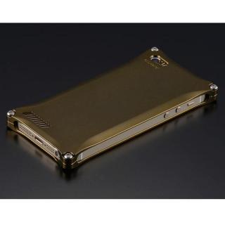 【iPhone5s ケース】ソリッドケース for iPhoneSE/5s/5 チタン