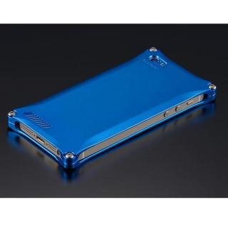 ソリッドケース for iPhoneSE/5s/5 ブルー