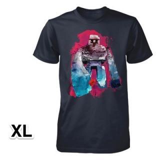 マインクラフト アイアンゴーレム Tシャツ XLサイズ