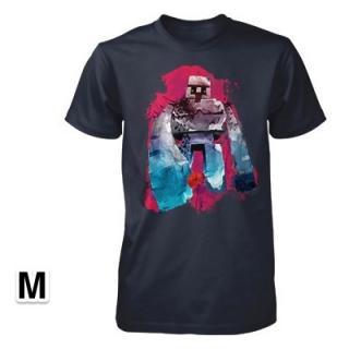 マインクラフト アイアンゴーレム Tシャツ Mサイズ