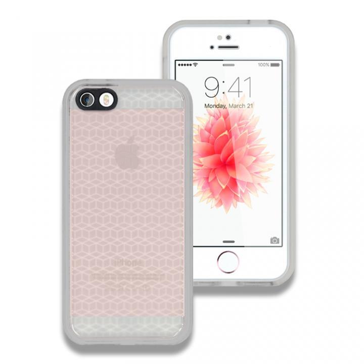 iPhone SE/5s/5 ケース 薄い防水ケース JEMGUN Fero クリア iPhone SE/5s/5_0