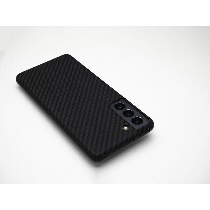 Ultra Slim & Light Case DURO マットブラック Galaxy S21_0