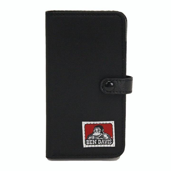 iPhone6s/6 ケース BENDAVIS  スナップ式手帳型ケース ブラック iPhone 6s/6_0