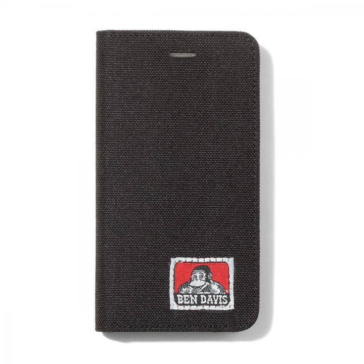 【iPhone6s/6ケース】BENDAVIS  マグネット式手帳型ケース ブラック iPhone 6s/6_0