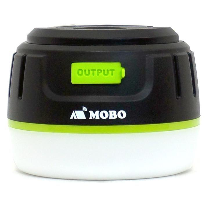 MOBO マルチ LED ランタン グリーン