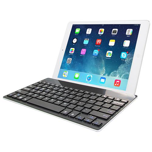 ウルトラスリム Bluetoothキーボード  Tablet (Windows/iOS/Android) ブラック_0
