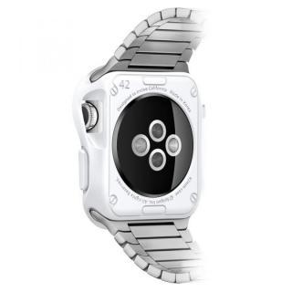 Spigen Apple Watch 42mm スリムアーマーケース ホワイト_2